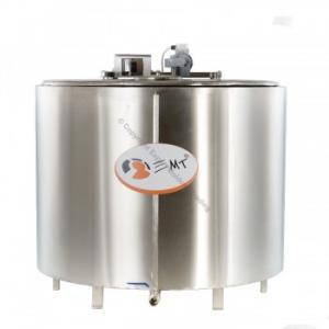 Tanc de racire lapte 400 litri