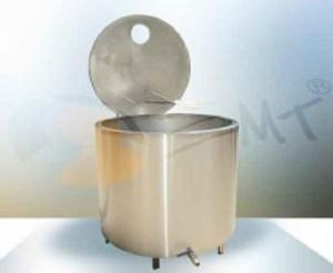 Tanc de racire lapte 800 litri