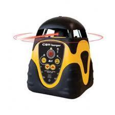 Nivela laser rotativ
