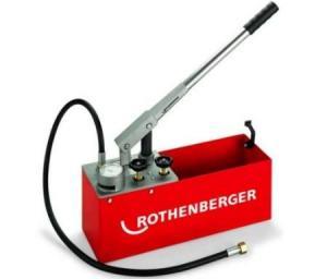 Pompa pentru testul etanseitatii