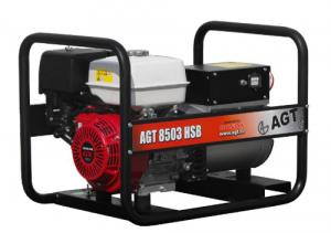 Generator AGT 8503 HSB