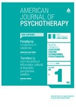 American Journal of Psychotherapy. Nr. 1/2009