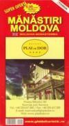 Harta Romania Moldova