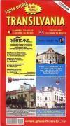 Harta Romania Transilvania