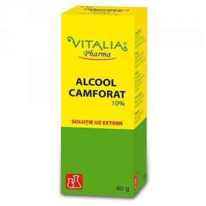 Alcool Camforat 10% - 40 g