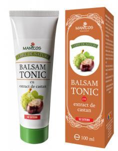 Balsam tonic cu extract de castan - 100 ml