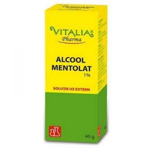 Alcool Mentolat 1% - 40 g