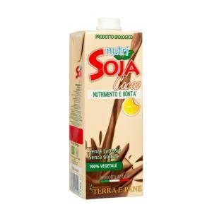 Lapte Soia Cacao Bio - 1l