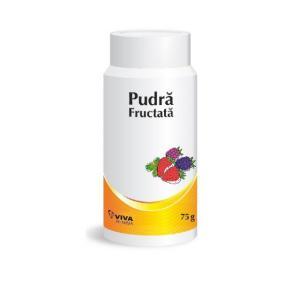 Pudra fructata - 75g