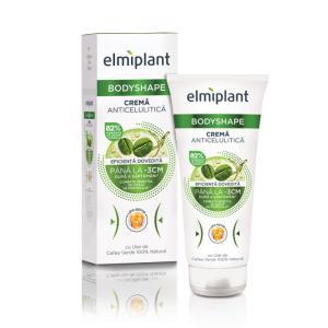 Crema anticelulitica cu ulei de cafea verde, Bodyshape - 200 ml
