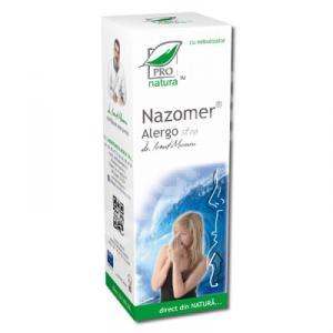 Spray nazal Nazomer Alergo Stop - 50 ml