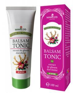 Balsam tonic cu extract de gheara diavolului - 100 ml