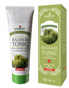 Balsam tonic pentru picioare usoare cu extract de salcie - 100 ml