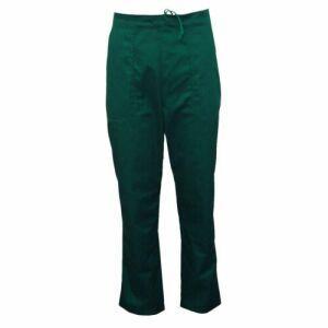 Pantalon unisex doc verde  [TEX 3D0345]