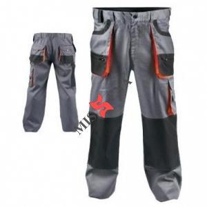 Pantalon salopeta cu buzunare multifunctionale