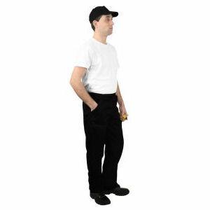 Pantaloni de lucru doc negru