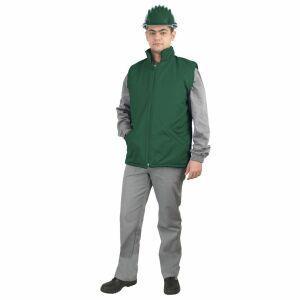 Vesta vatuita din doc verde