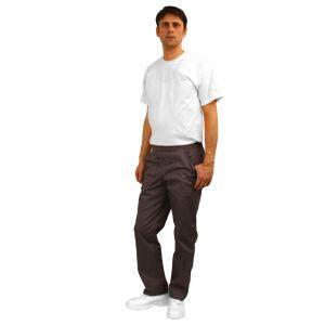 Pantaloni de lucru doc gri
