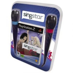 Singstar: Rock Ballads cu 2 Microfoane