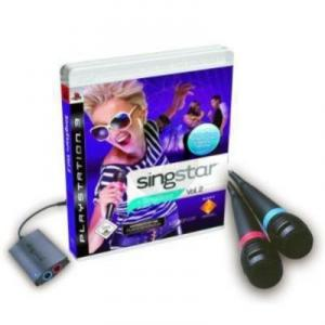 Singstar vol.2 bundle ps3