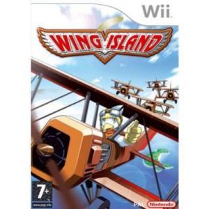 V wing