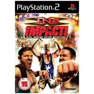 Tna impact! (ps2)