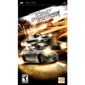 Fast and the furious psp