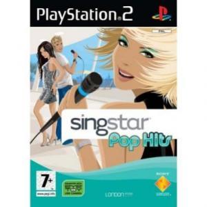 SingStar Pop Hits Solus PS2