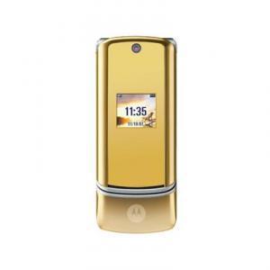Motorola k1 gold
