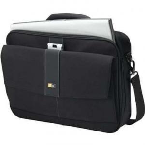 Nylon 17 inch briefcase