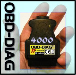 Interfata diagnoza auto - OBD-DIAG 4000