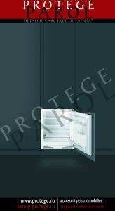 Frigider incorporabil sub blat, Smeg, FL144A