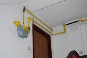 Proiectare instalatii gaz