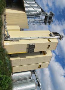 Uscatoare stationare Stela – AgroDry – pentru cereale
