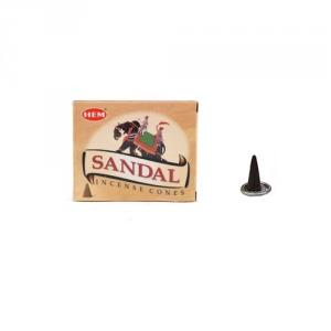 Sandal, Conuri parfumate HEM