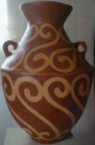Vas ceramic