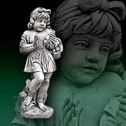 Statueta de gradina