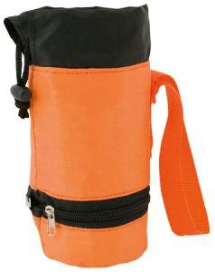 Rucsac marinaresc portocaliu cu buzunar frontal