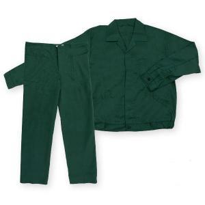 Costum salopeta tercot verde