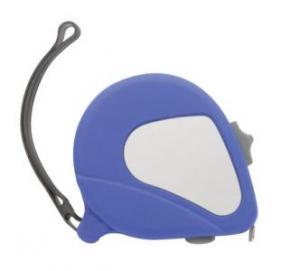 Ruleta din plastic albastru
