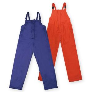 Pantaloni cu pieptar vatuiti
