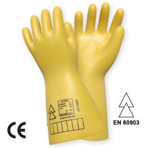 Manusa pentru protectie electroizolanta