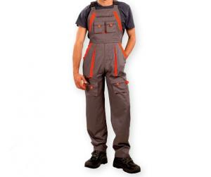 Pantaloni cu pieptar de lucru