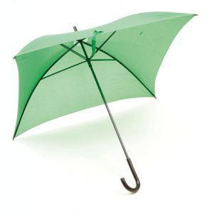 Umbrela in forma de patrat