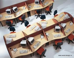 Mobilier call center