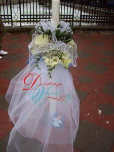 Decoratiuni florale nunta
