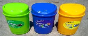 Cosuri de gunoi 3 culori