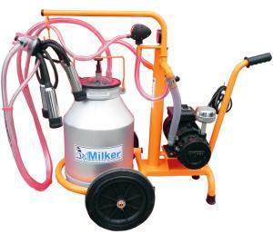 Aparat de muls vaci Milker Eco 1/1 Al