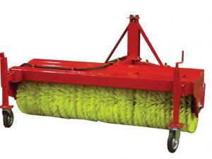 Perie rotativa pentru curatat drumuri