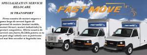 Servicii mutare transport mobila